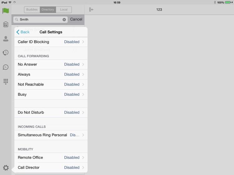 UC Office iPad Edition