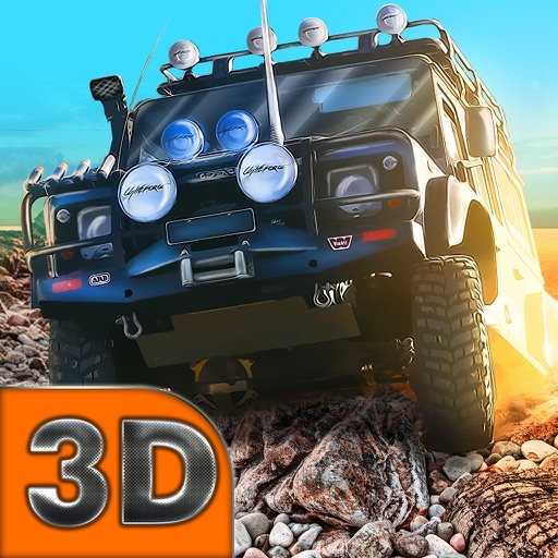 Offroad SUV Driving Simulator 3D Free