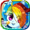 My Equestrian Princess Pony Minis Girl Dress Up 2 - iPadアプリ