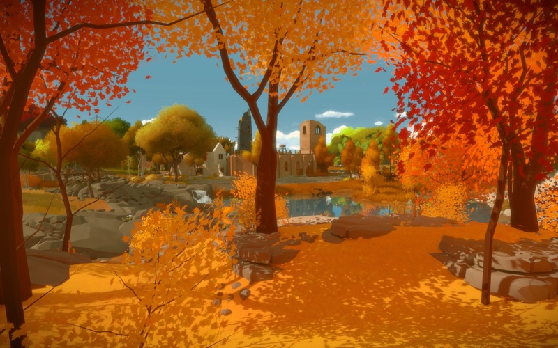 The Witness iphone images