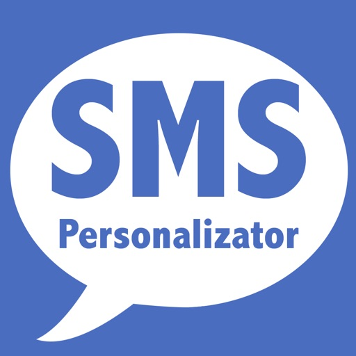 SMS Personalizator