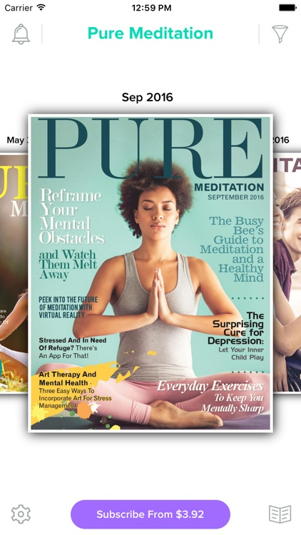 Pure Meditation Magazine