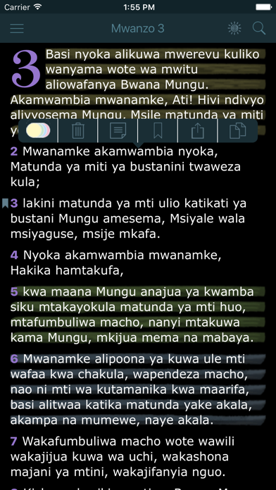 Biblia Takatifu Bible In Swahili Daily Reading By Oleg Shukalovich More Detailed Information Than App Store Google Play By Appgrooves Books Reference 8 Similar Apps 14 Reviews