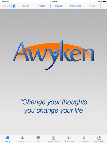 Скриншот из Awyken