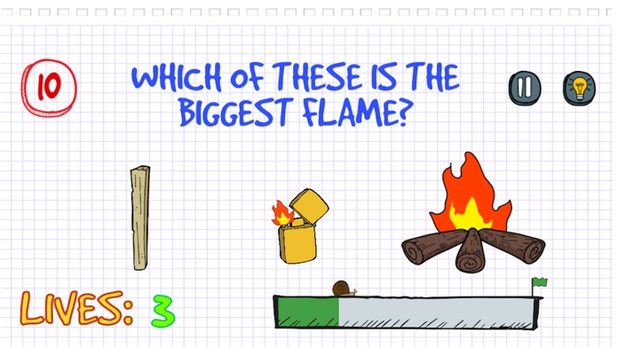 The Hardest Quiz - Impossible Test Screenshot