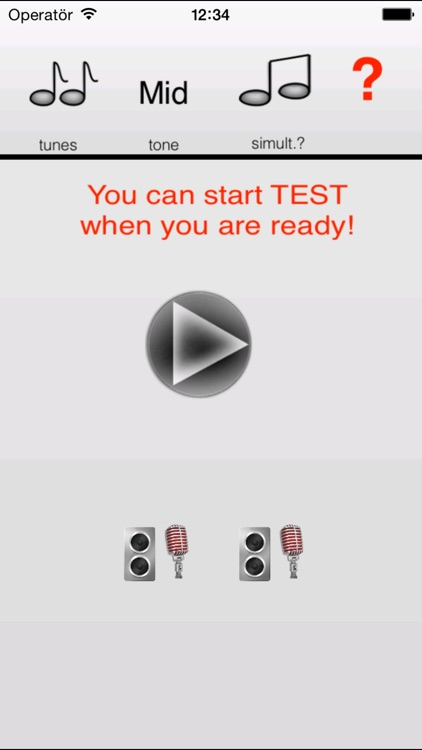 Musical Ear Training & Test