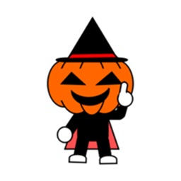 Mr. Pumpkin Sticker