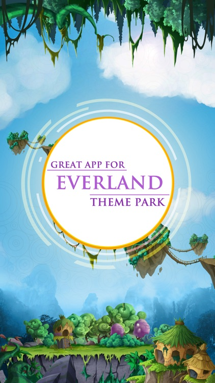Great App for Everland Theme Park