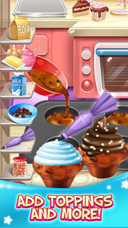 Kids Food Maker Cooking Games (Girl Boy) Free screenshot-3