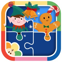 Christmas Puzzles for Toddlers