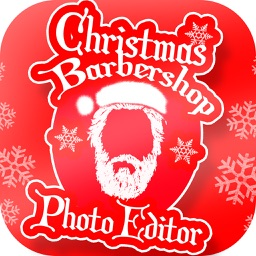 Christmas Barber Shop - Grow Santa Claus Beard