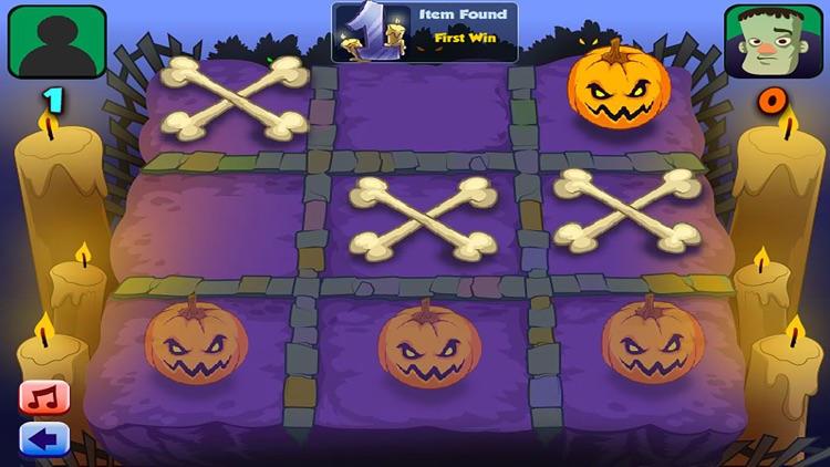 Halloween Tic Tac Toe King