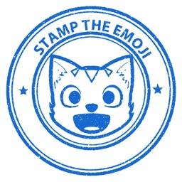 Emoji.Stamp - Ink Stamp Emoji Sticker for iMessage