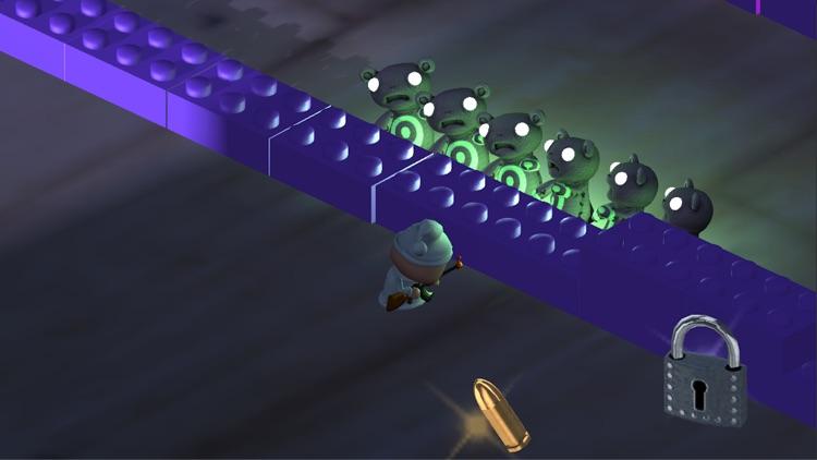 Neon Dream Z-z-z Zombie shooter