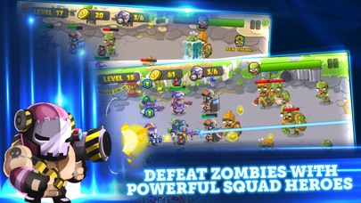 Zombies Dead Frontier Vs Special Squad heroes Pro-2