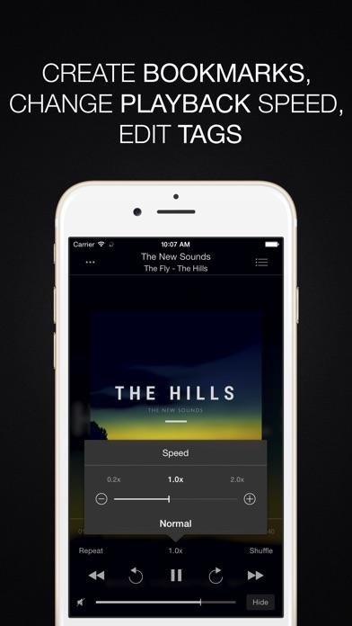 אפליקציית Evermusic Pro - cloud music player and streamer, download