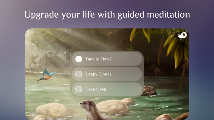 Flowing ~ Meditation & Mindfulness screenshot-3