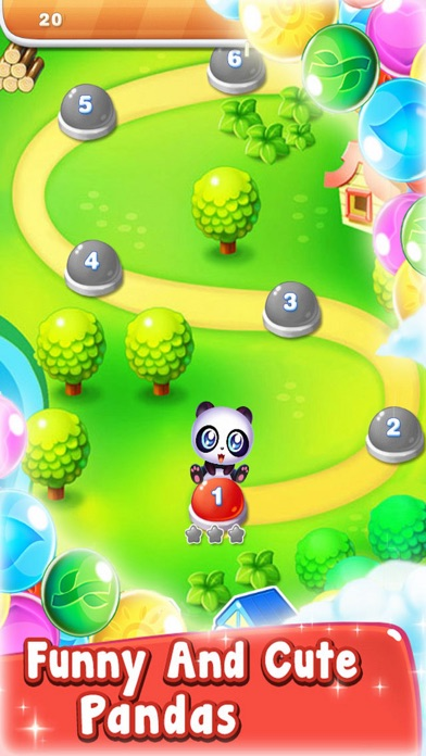 Marble Bear Play - Puzzle Ball screenshot two