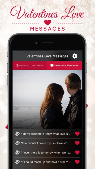 Valentines Love Messages screenshot three