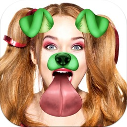 Funny Doggy Face - Filters Face Swap & Stickers