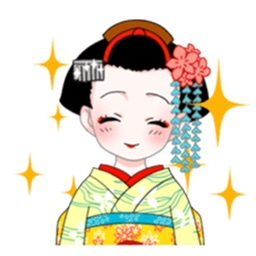 Maiko stickers - emoji - emoticons for iMessage