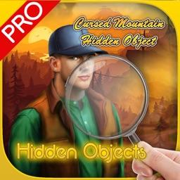 Cursed Mountain - Hidden Objects Pro