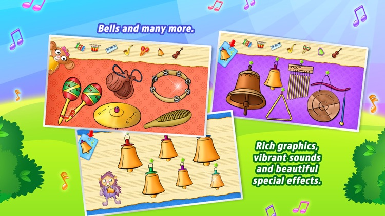 123 Kids Fun MUSIC Free Top Music Games for Kids screenshot-3
