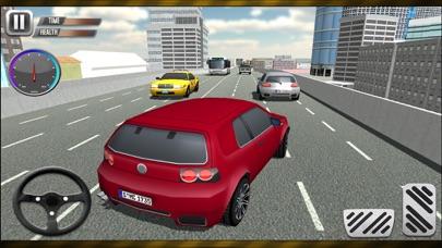 城市测试驾驶学校和停车场模拟器 App 截图