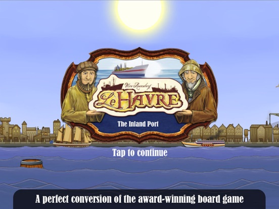 Le Havre: The Inland Portのおすすめ画像1