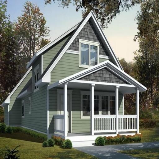 House Plans - Cottage Details