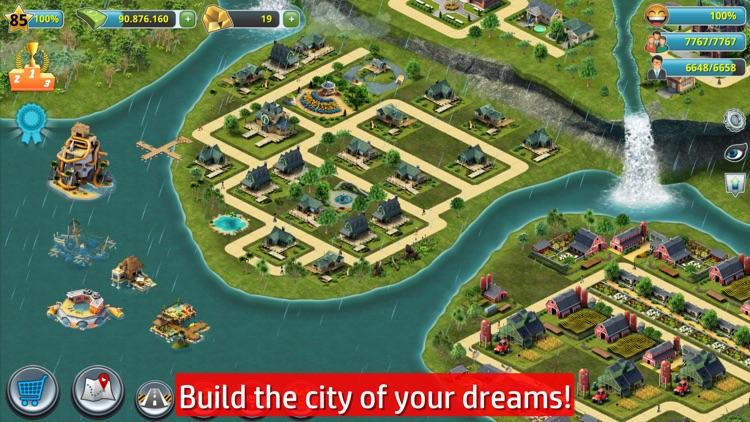 City Island 3 - Building Sim Village to Megapolis screenshot-3