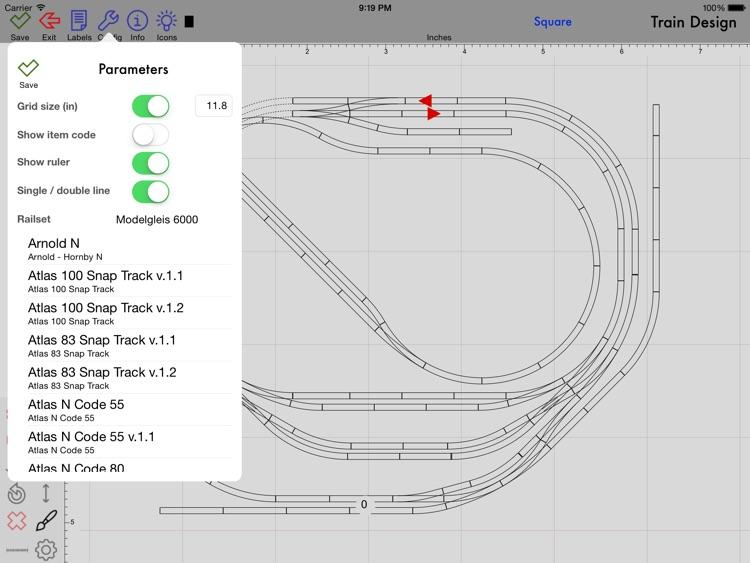 TrainDesign screenshot-4