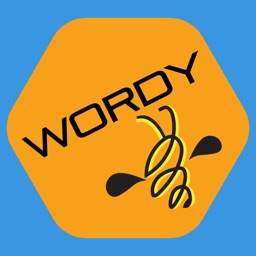 Wordy Bee - Find Words,Claim Tiles,Play Friends
