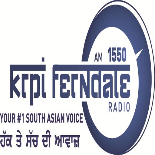 KRPI Ferndale 1550 AM  Your #1 South Asian Newstalk Radio iOS App