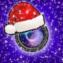 Christmas Photo Stick.er.s in Winter Wonder Camera