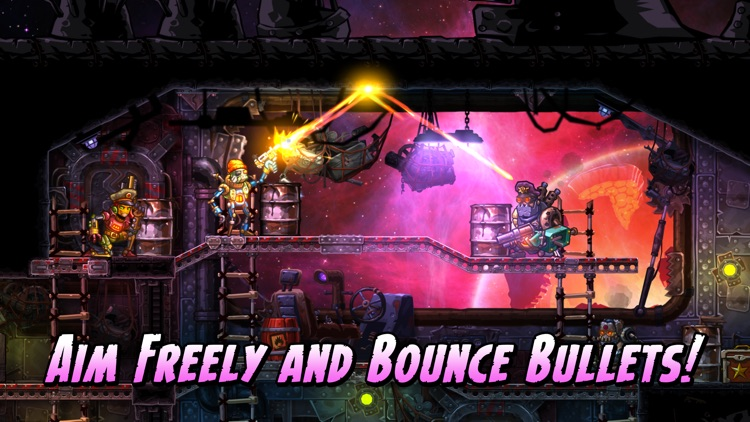 SteamWorld Heist screenshot-0