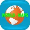 World Travel Maps