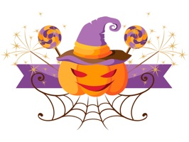 TrickTreatMoji Halloween Emoji Stickers iMessage