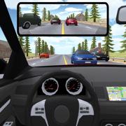 交通车手赛车3D:反向高速公路车司机致命疯狂赛车系列公路免费