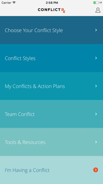 ConflictRX 2