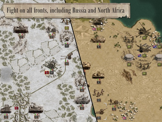 Screenshot #2 for Panzer Corps