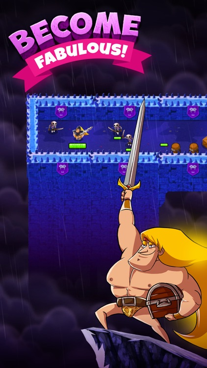 Barbaric: The Golden Hero screenshot-3
