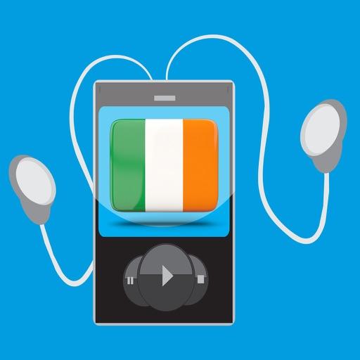Irish Radios - Top Stations Music Player - Ireland