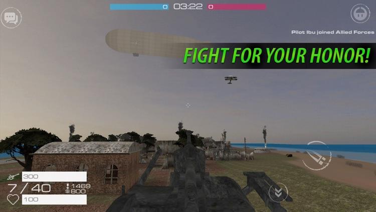 Vanguard Online Multiplayer Shooting  - WW2 screenshot-3
