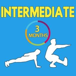 Bodyweight Calisthenic Progression 4 Intermediate