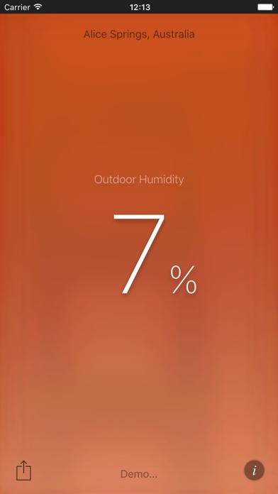 Humidity Freeのおすすめ画像1