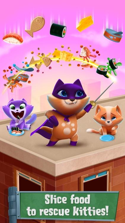 Cat Food Ninja