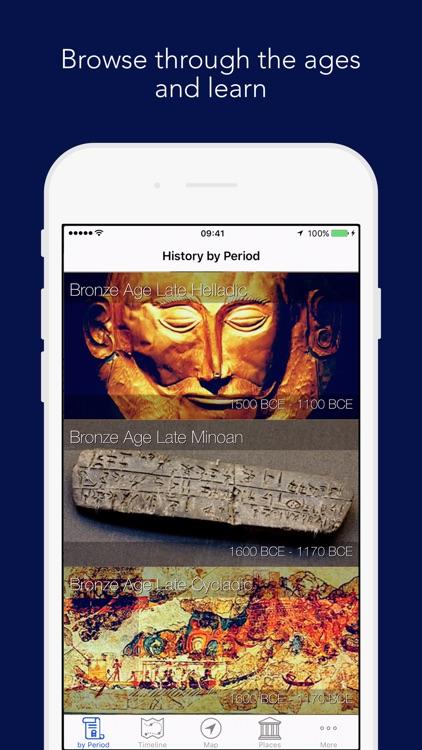 Greece: History & Culture screenshot-0