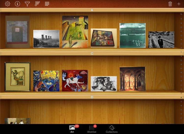 Art Collectors for iPad screenshot-3