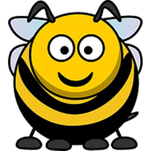 Bee Three Sticker Pack